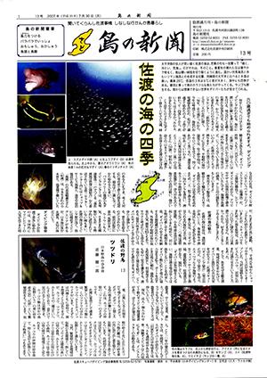 島の新聞013001